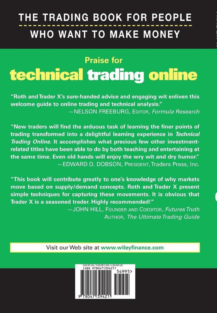 Technical Trading Online als Buch