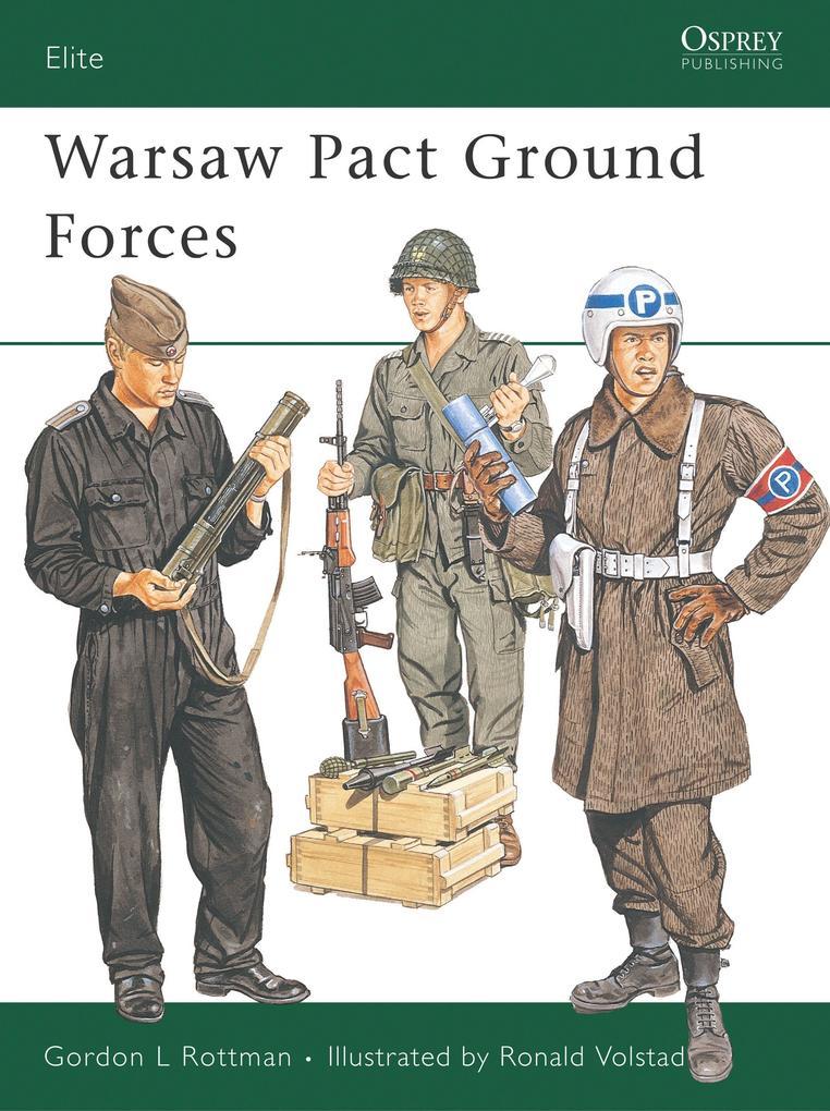 Warsaw Pact Ground Forces als Taschenbuch