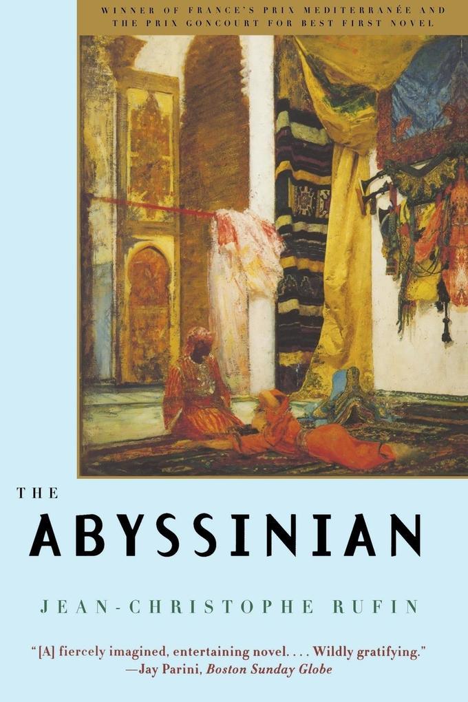 Abyssinian als Taschenbuch