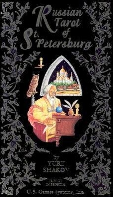 Russian Tarot of St. Petersburg: 78-Card Deck als Spielwaren