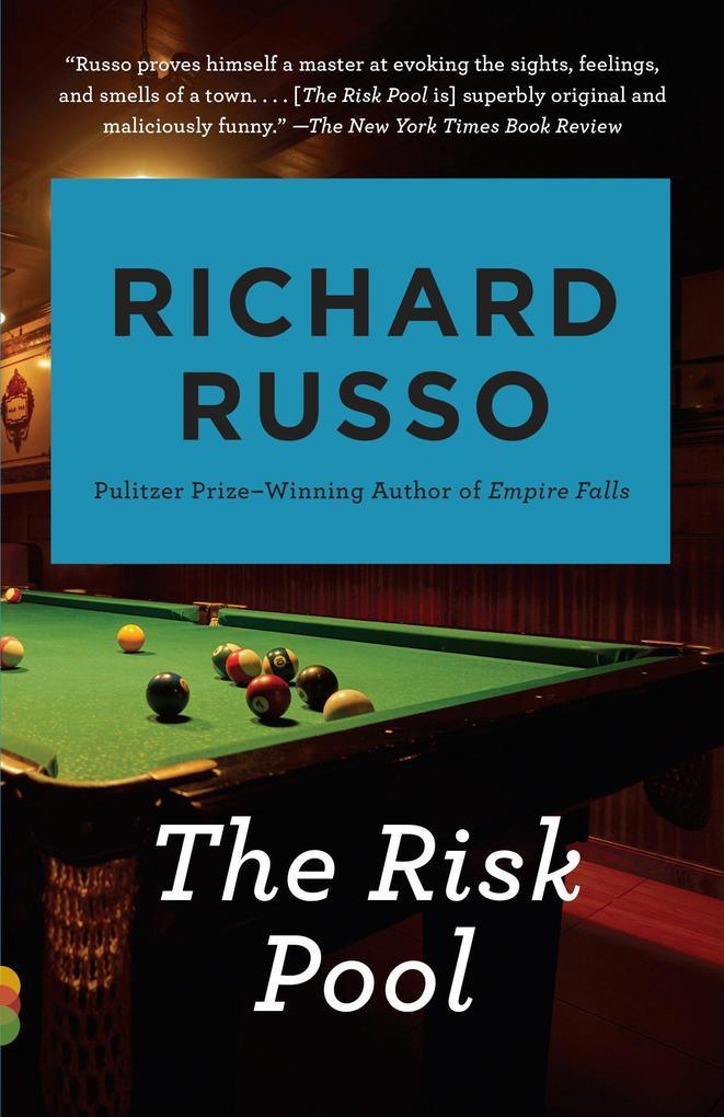 The Risk Pool als Taschenbuch