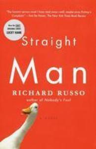 Straight Man als Taschenbuch