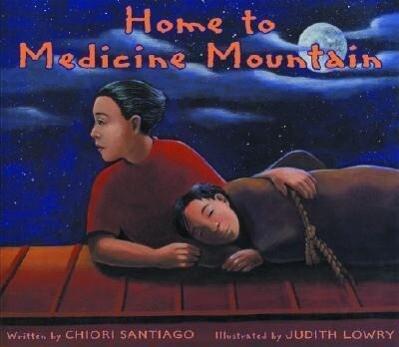Home to Medicine Mountain als Taschenbuch