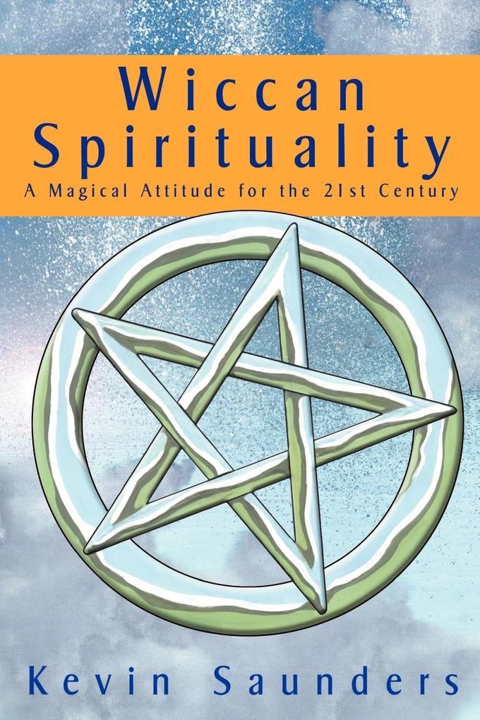 Wiccan Spirituality als Taschenbuch