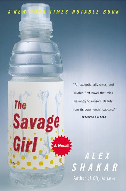 The Savage Girl als Taschenbuch