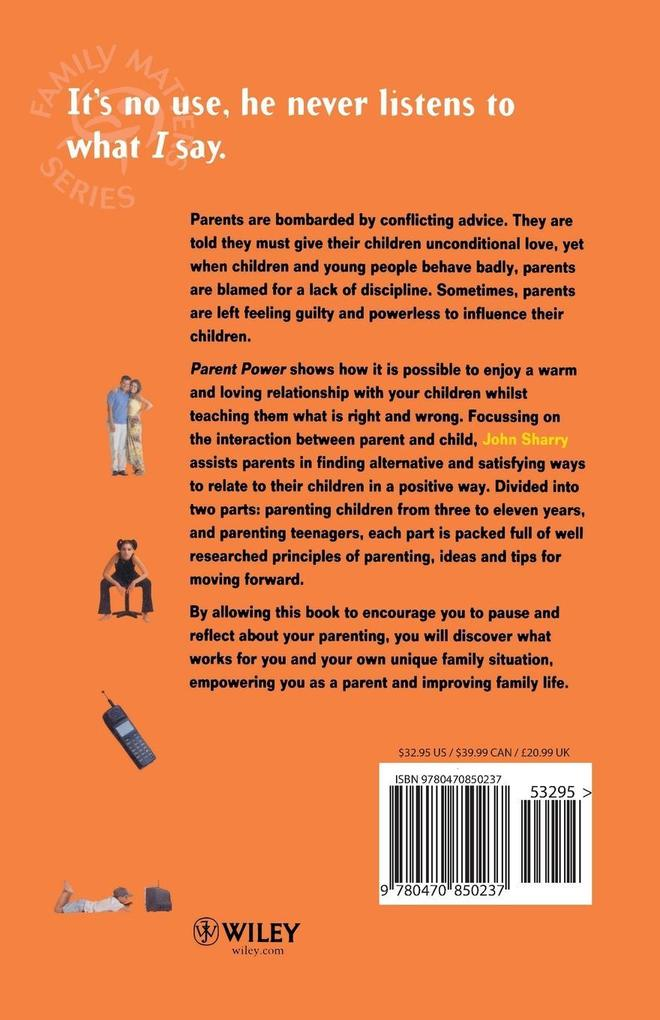 Parent Power als Buch