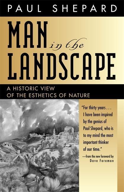 Man in the Landscape als Taschenbuch