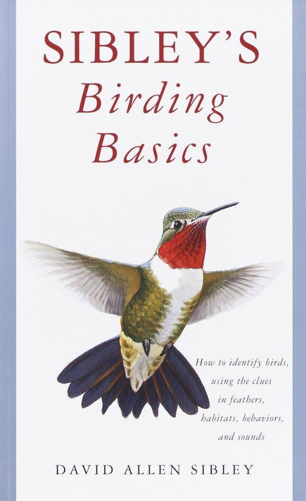 Sibley's Birding Basics als Taschenbuch