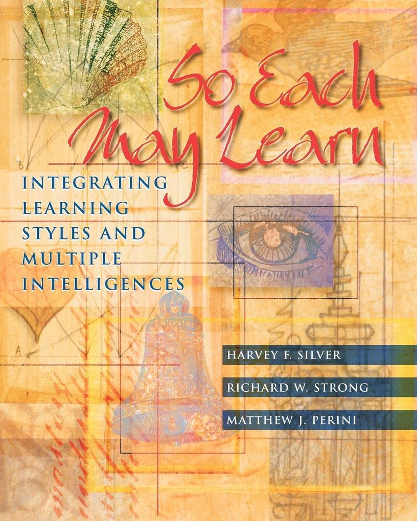 So Each May Learn als Taschenbuch