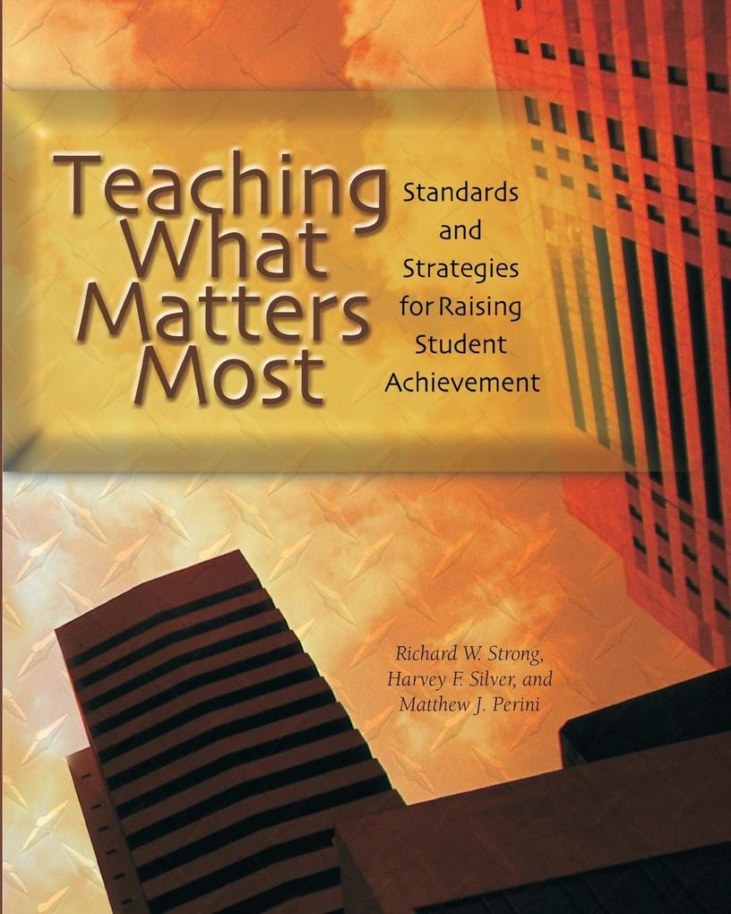Teaching What Matters Most als Taschenbuch