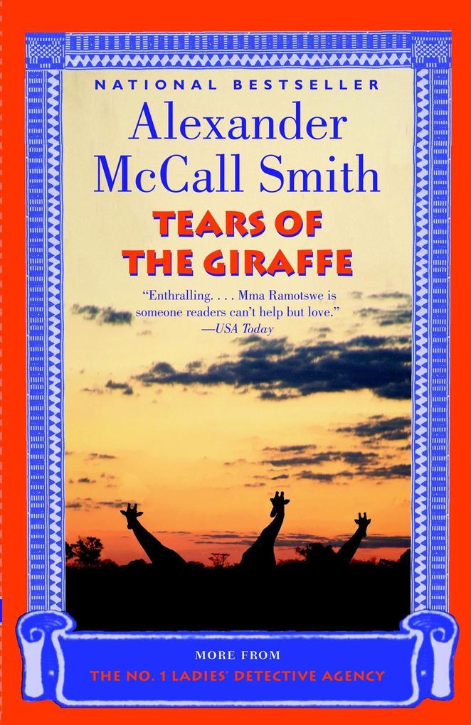 Tears of the Giraffe als Taschenbuch