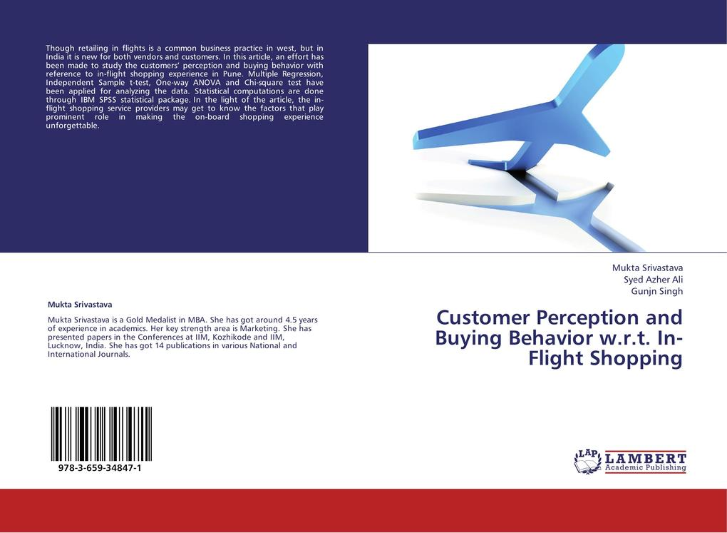 Customer Perception and Buying Behavior w.r.t. ...