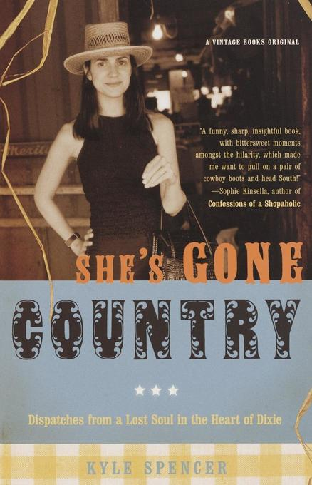 She's Gone Country: Dispatches from a Lost Soul in the Heart of Dixie als Taschenbuch