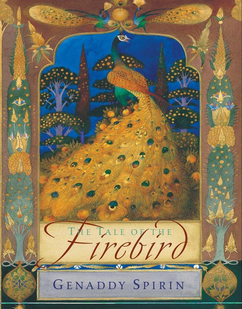 The Tale of the Firebird als Buch