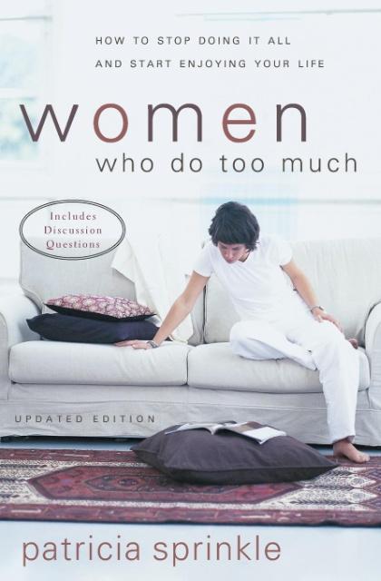 Women Who Do Too Much als Taschenbuch