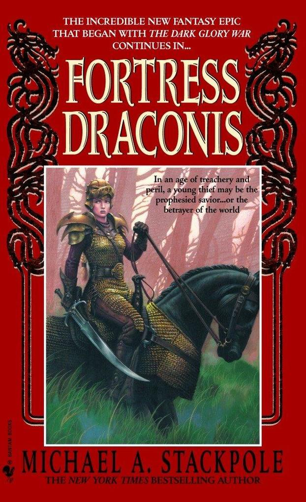 Fortress Draconis: Book One of the Dragoncrown War Cycle als Taschenbuch