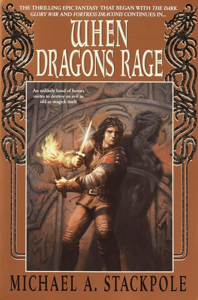 When Dragons Rage: Book Two of the Dragoncrown War Cycle als Taschenbuch