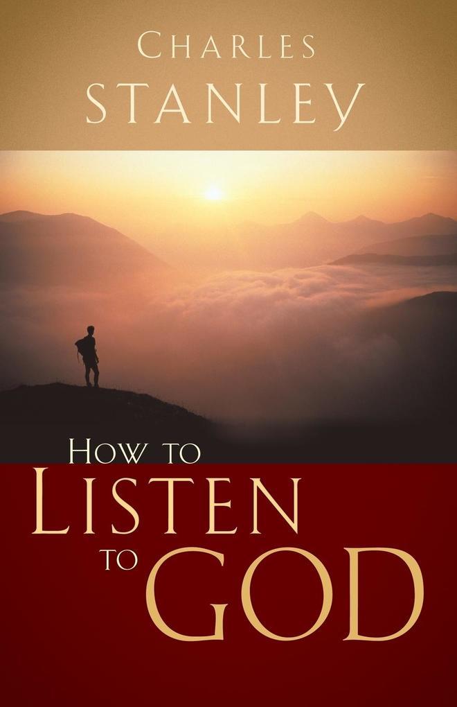 How to Listen to God als Taschenbuch