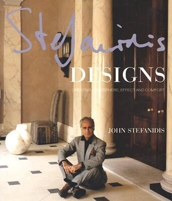 Stefanidis Designs: Creating Atmosphere, Effect and Comfort als Buch
