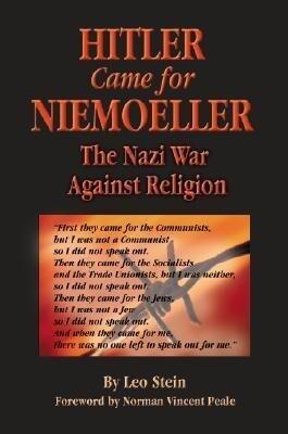 Hitler Came for Niemoeller: The Nazi War Against Religion als Taschenbuch