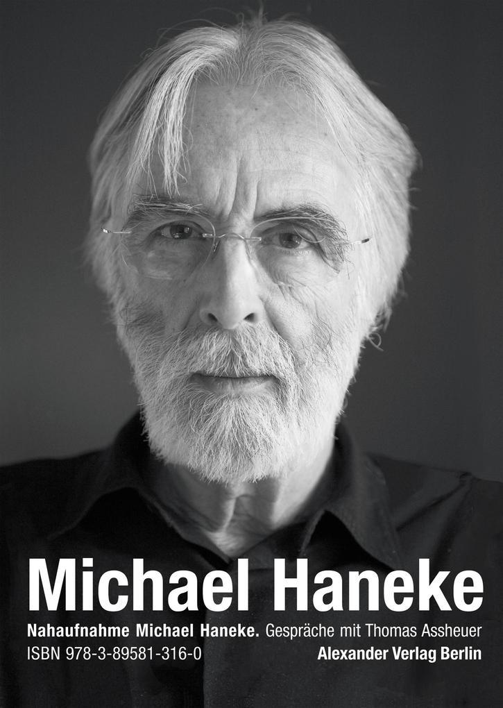 Nahaufnahme Michael Haneke als eBook