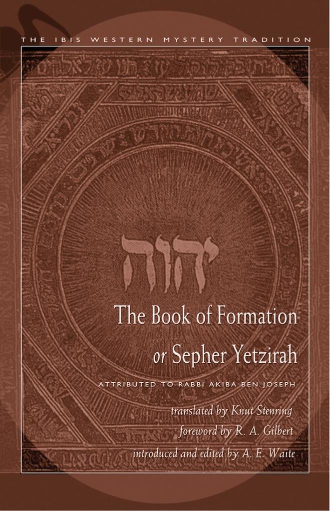 Book of Formation or Sepher Yetzirah als eBook von