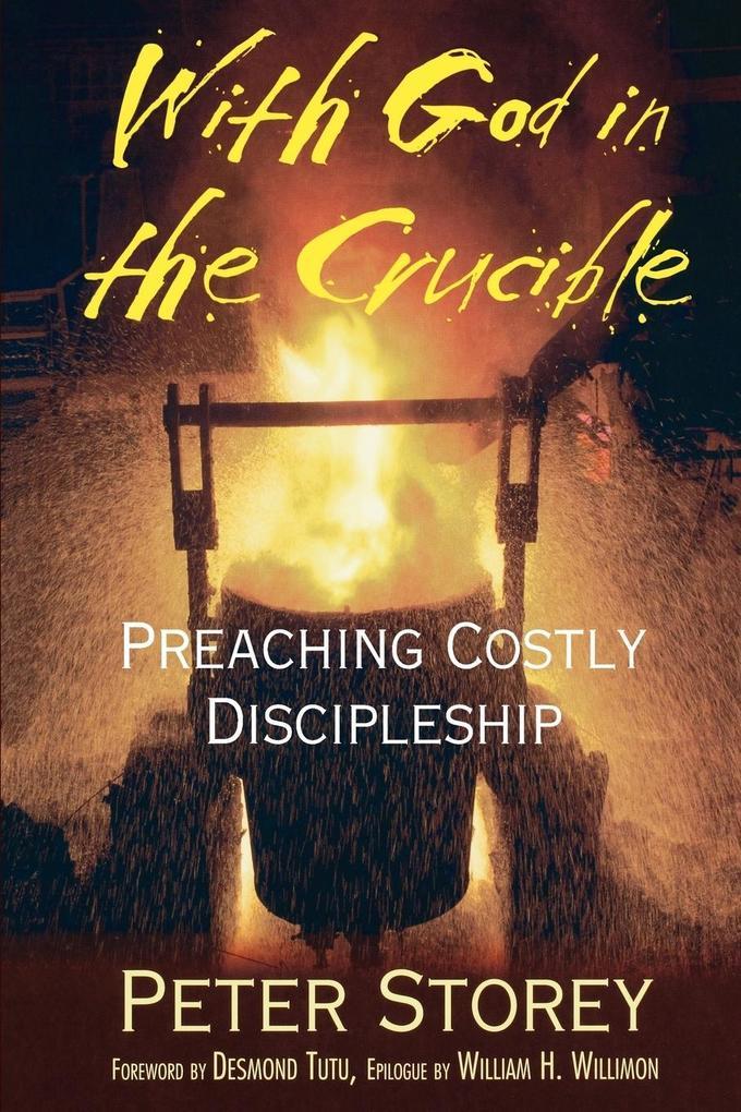With God in the Crucible als Taschenbuch