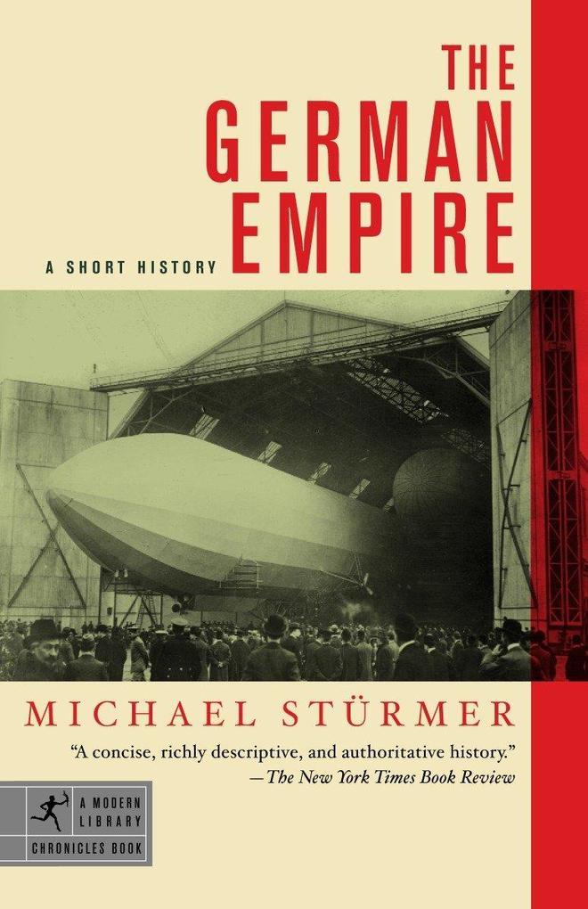 The German Empire: A Short History als Taschenbuch