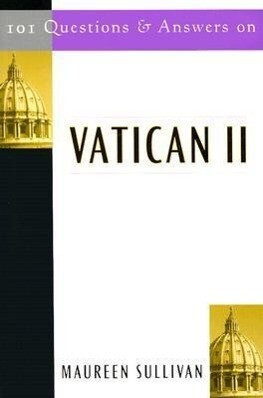 101 Questions and Answers on Vatican II als Taschenbuch