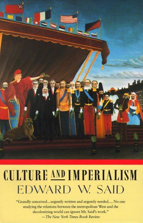 Culture and Imperialism als Taschenbuch