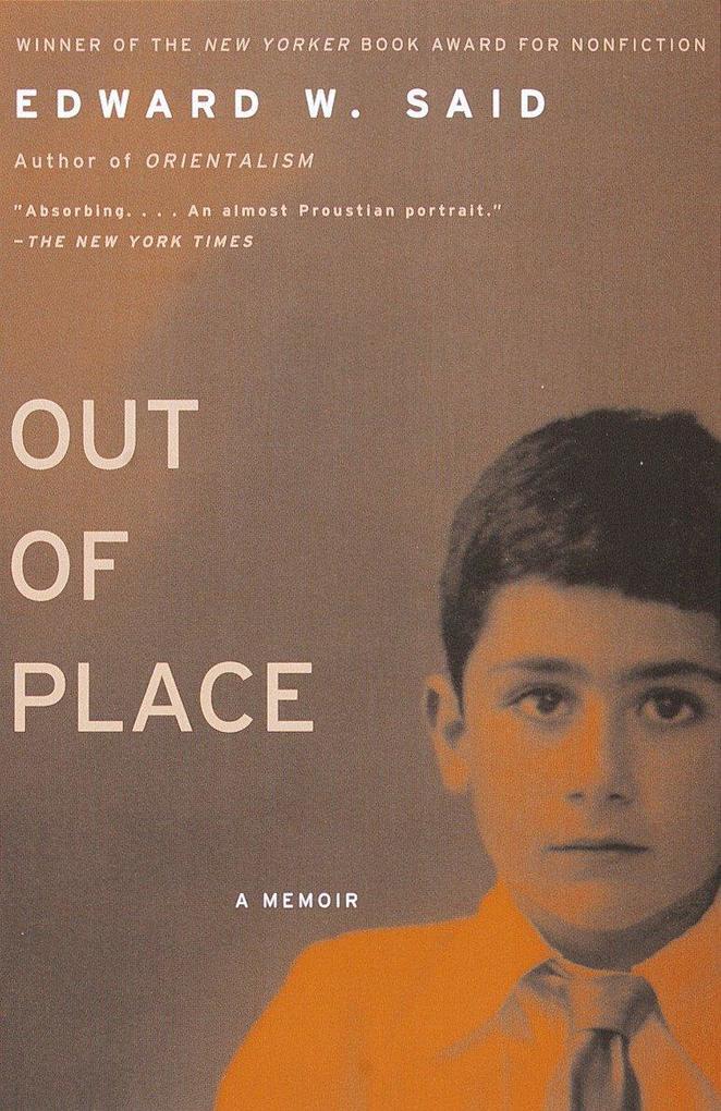 Out of Place: A Memoir als Taschenbuch