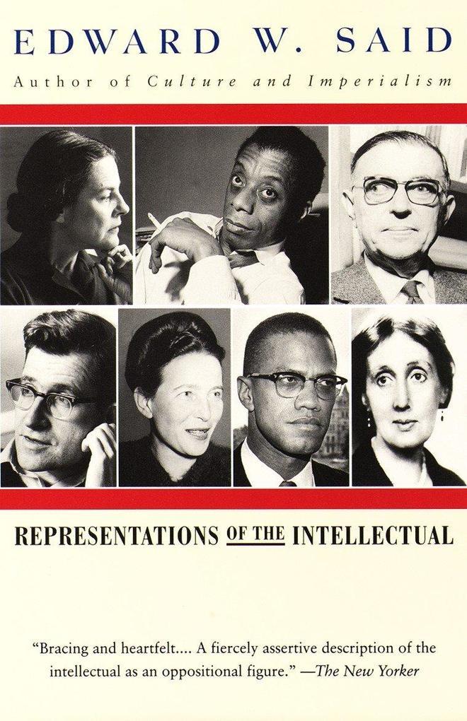 Representations of the Intellectual als Taschenbuch