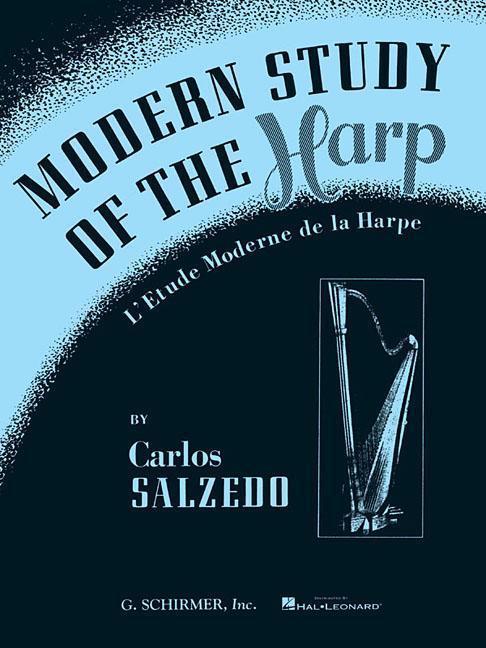 Modern Study of the Harp (L'Etude Moderne de la Harpe): Harp Method als Taschenbuch