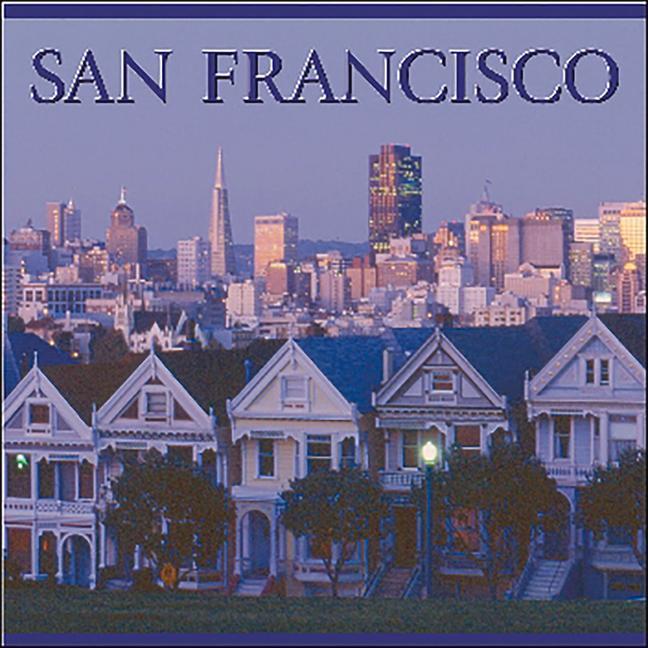 San Francisco als Buch