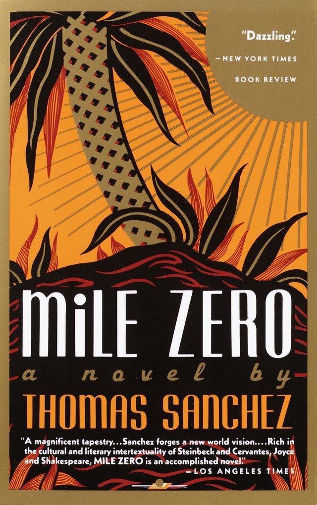 Mile Zero als Taschenbuch
