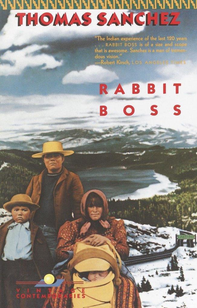 Rabbit Boss als Taschenbuch