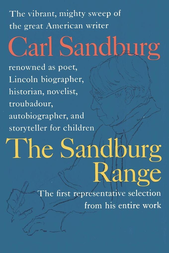 The Sandburg Range als Taschenbuch