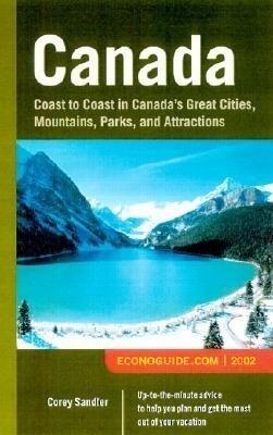 Econoguide 2002 Canada als Taschenbuch