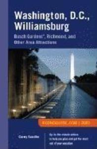 Econoguide 2002 Washington, D.C., Williamsburg als Taschenbuch