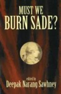 Must We Burn Sade? als Taschenbuch