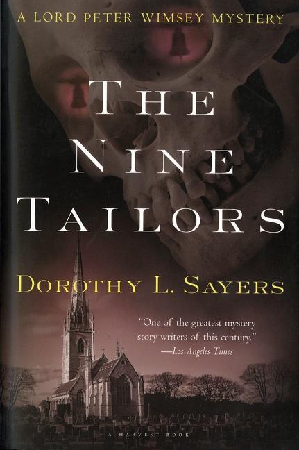 The Nine Tailors als Taschenbuch
