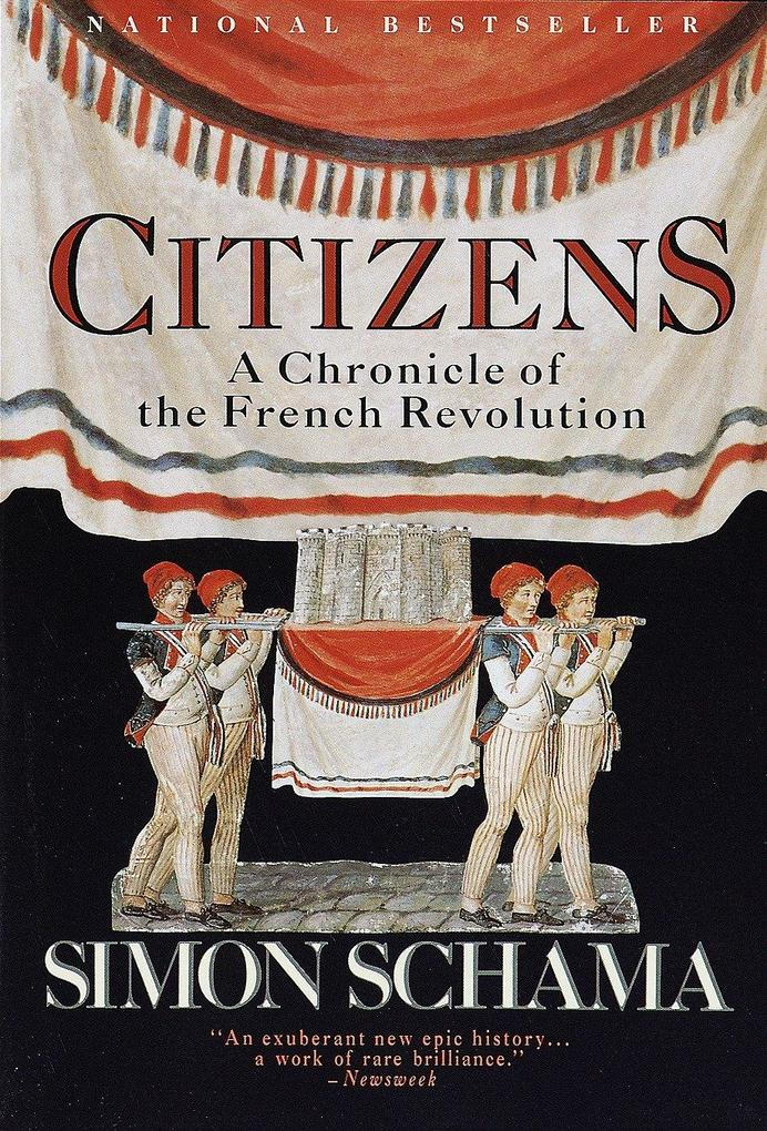 Citizens: A Chronicle of the French Revolution als Taschenbuch