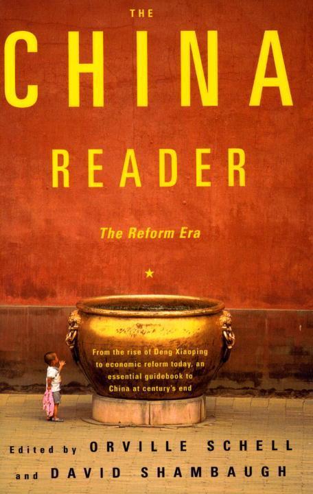 The China Reader: The Reform Era als Taschenbuch