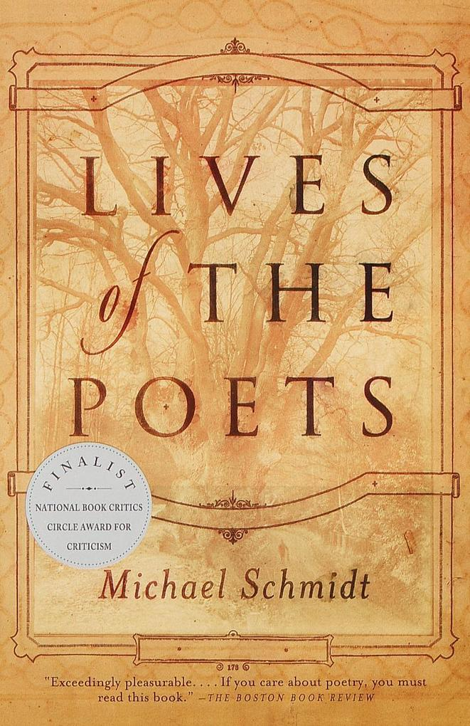 Lives of the Poets als Taschenbuch