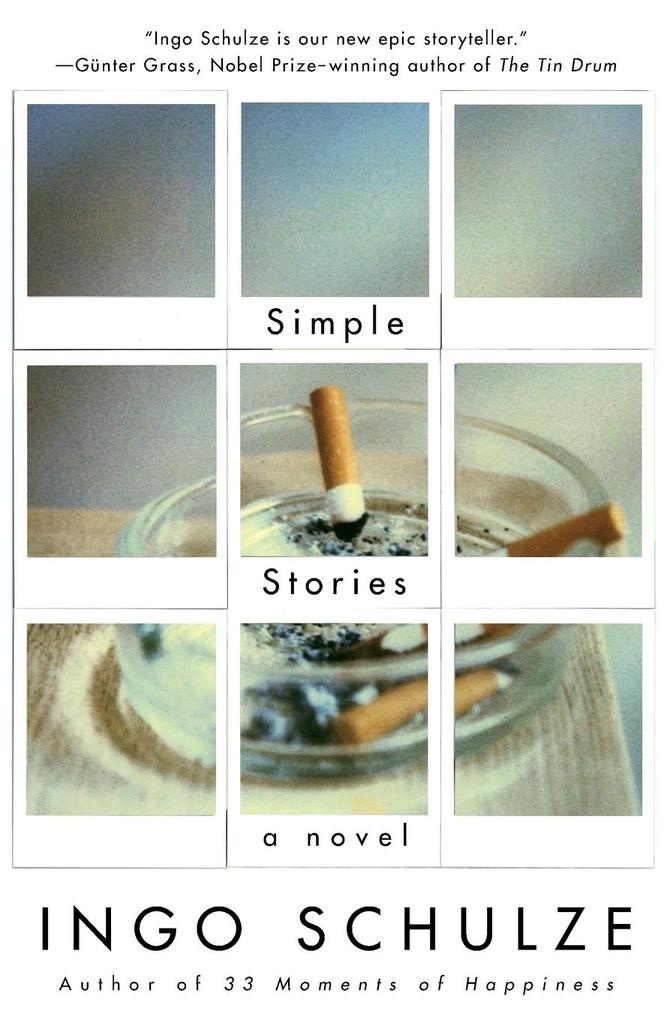 Simple Stories als Buch