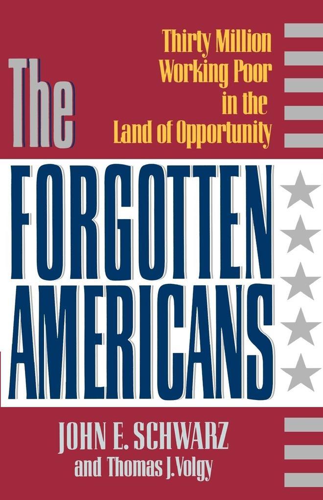 The Forgotten Americans als Taschenbuch