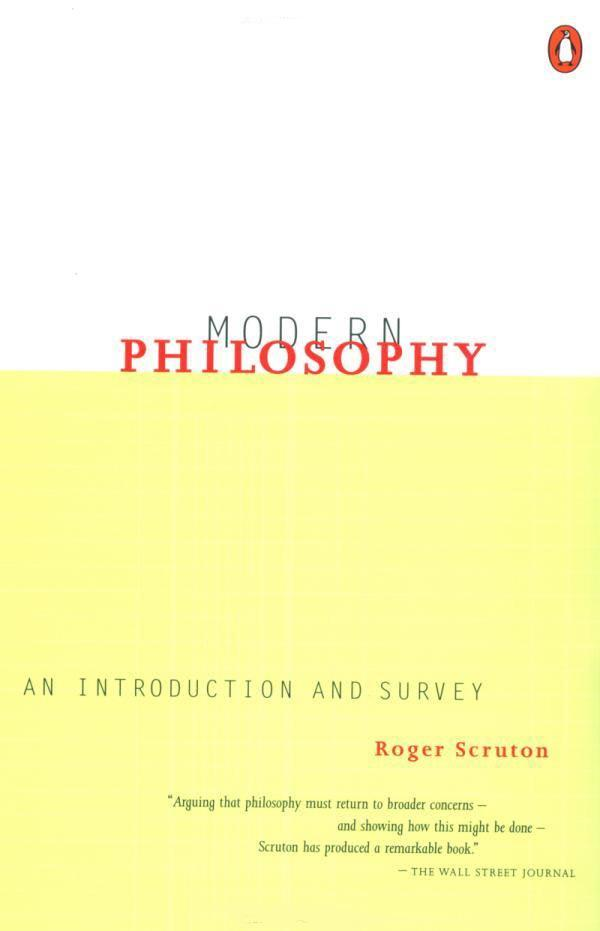 Modern Philosophy: An Introduction and Survey als Taschenbuch