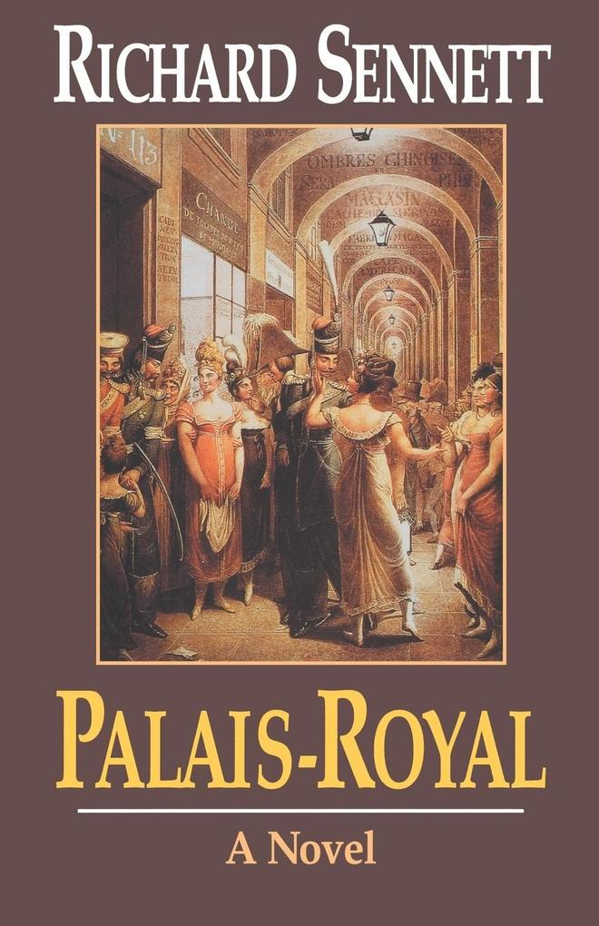 Palais-Royal als Taschenbuch