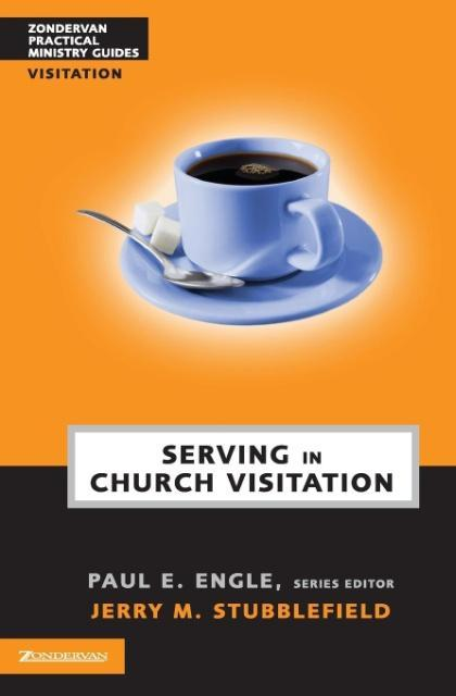 Serving in Church Visitation als Taschenbuch