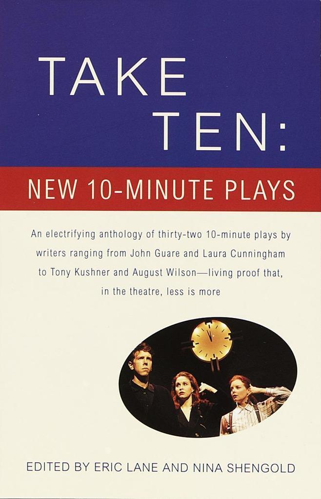 Take Ten: New 10-Minute Plays als Taschenbuch